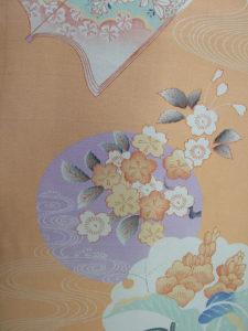 冊子と花の丸